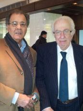 د. بارق شُــبَّر): منتدى العراق للطاقة يكرم عميد الخبراء النفطيين العراقيين الدكتور فاضل الجلبي