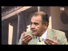 د. بارق شبر في حوار حول القضايا العالمية: المستشارة الالمانية ميركل وازمة الديون في منطقة اليورو