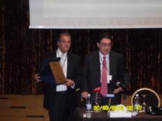 شبكة الإقتصاديين العراقيين تمنح الدكتور وليد خدوري درع الكفاءة في إقتصاديات الطاقة