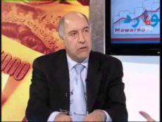 د. حسن الجنابي في مقابلة مع قناة أسيا الفضائية على هامش ملتقى بيروت العلمي