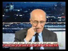 مقابلة قناة البغدادية مع د. سنان الشبيبي في 30-06-2013