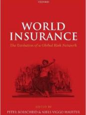 عرض كتاب:  بيتر بورشايد، ونيلز فيجو هويتر، المحررين، التأمين العالمي: تطور شبكة الأخطار العالمية. أكسفورد: مطبعة جامعة أكسفورد، 2012.  عدد الصفحات 16+ 729 (تجليد فني)، السعر 180 دولار، ردمك: 978-0-19-65796-4.