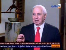الدكتور احمد عبد الهادي الجلبي زعيم المؤتمر الوطني العراقي  في مقابلة مع قناة العراقية