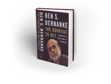 """أ.د. محمود الداغر: عرض لكتاب بن برناكه الموسوم """"الشجاعة للإقدام – مذكرات من الازمة وما بعدها"""""""