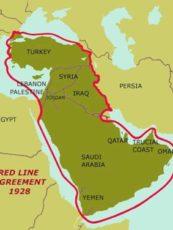 غانم العـنّاز: اتفاقية الخط الاحمر لاحتكار نفوط الشرق الاوسط