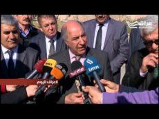 بعد الهزة الأرضية.. وزير الموارد المائية يؤكد رصد أموال لإصلاح الأضرار في سد دربندخان