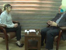 الزميل د. مظهر محمد صالح يتحدث لقناة الموصلية حول الاوضاع الاقتصادية الراهنة
