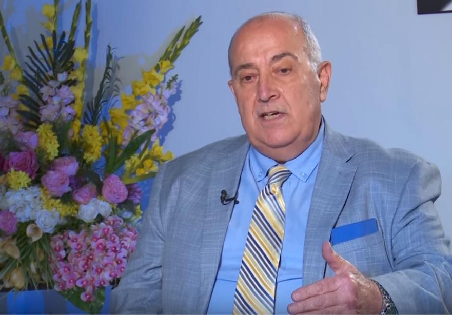Prof.Dr. Mahmoud Mohammed Dagher: * It is the exchange rate, gentlemen Mahmoud-Daghir-video