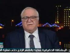 الزميل د. مظهر محمد صالح في حديث لقناة الشرقية : تمويل عجز في الموازنة بقيمة 80 مليار ضرب من الخيال