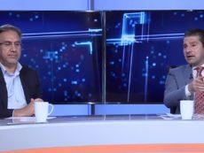 ملف  الكهرباء: مناظرة بين وزير الكهرباء السابق د. لؤي الخطيب وعضو مجلس النواب  خالد الجعشمي