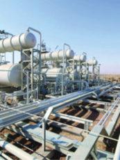 عقد الخدمة النفطية لتطوير حقل بدرة النفطي الموقع في 24 كانون اول / ديسمبر 2009