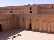 Stepping back 1300 years into Iraq's Ukhaidir palace. By  Wassim Bassem *