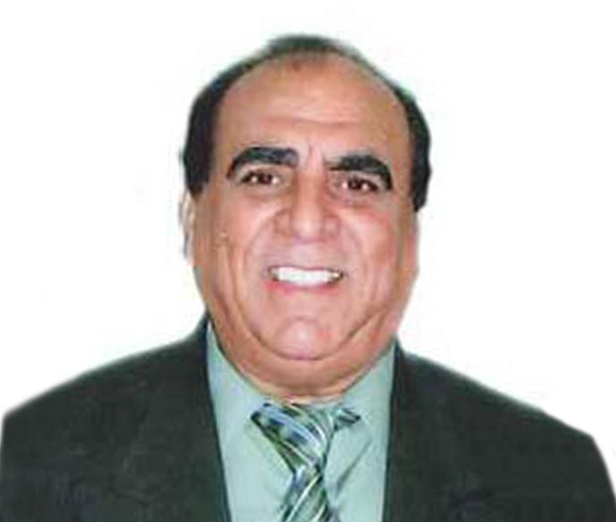 Dr HASHIM M. AL-ALI, Senior Macroeconomic Development Planer