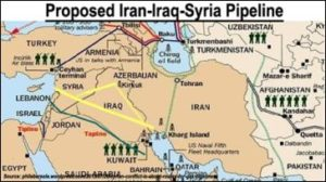 Proposed Iran-Iraq-Syria Pipeline image