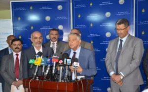 Jabbar Allibi press conference