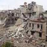 ISIS war destruction