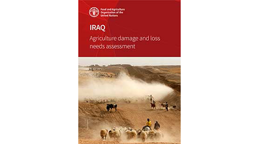 Iraq – Agriculture damage and loss needs assessment