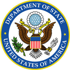 U.S. Department of State- logo