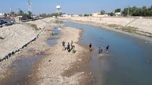 water crises in Iraq images