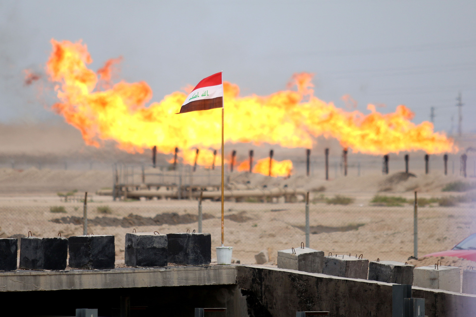 Iraq approves fifth round of gas exploration contracts in east