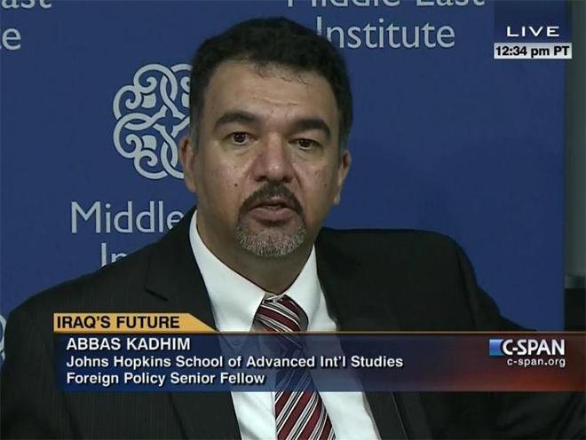 Abbas Kadhim
