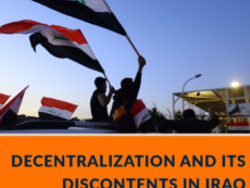 Decentralization and its Discontents in Iraq. By Mike Fleet