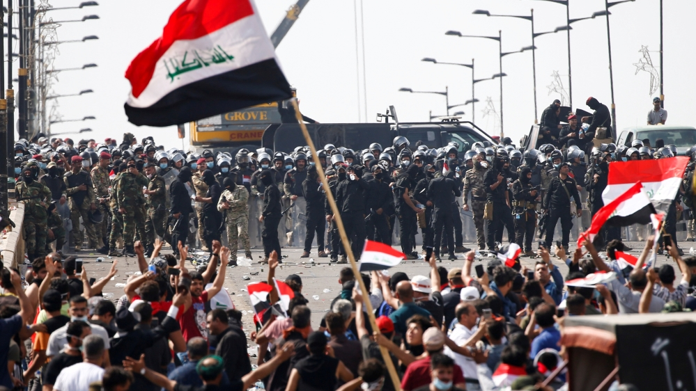 Political instability weighs on Iraq's economic recovery
