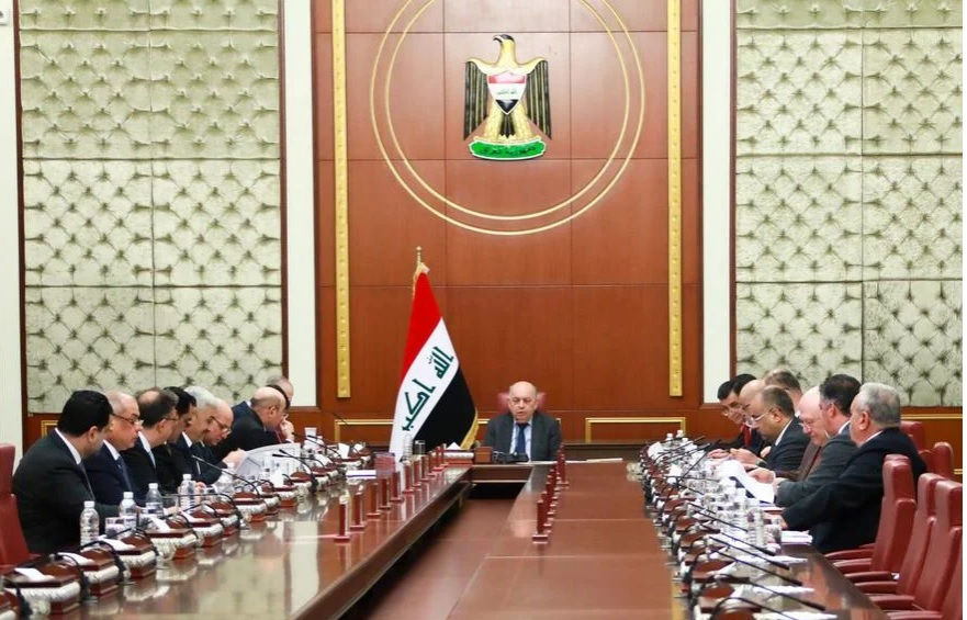 Cabinet discusses support for IDPs, power projects in Karbala, Dhi Qar