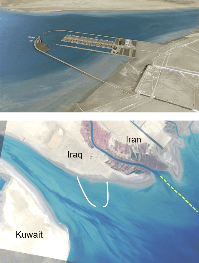 Iraq's Faw port project to be ready in 3 years