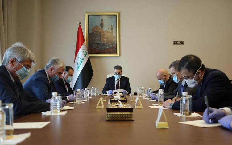 Iraq's PM-designate sends policy plans to parliament