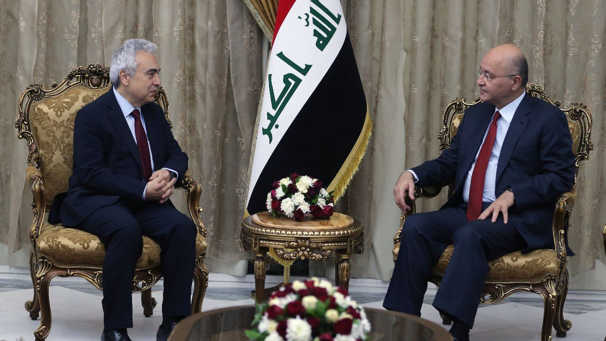 IEA to step up support for Iraq's power and gas sector