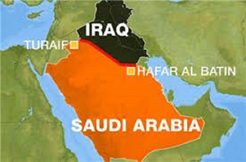 Iraq and Saudi Arabia discuss developing gas fields
