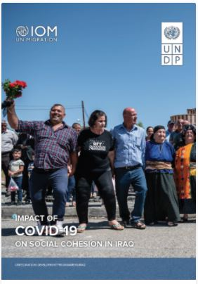 UNDP* COVID-19's impact on Social Cohesion in Iraq cannot be ignored in recovery efforts: New report