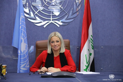 UN* Stakeholders Must 'Step Up to Plate', Prevent Iraq from Becoming Arena for Foreign-Power Rivalries