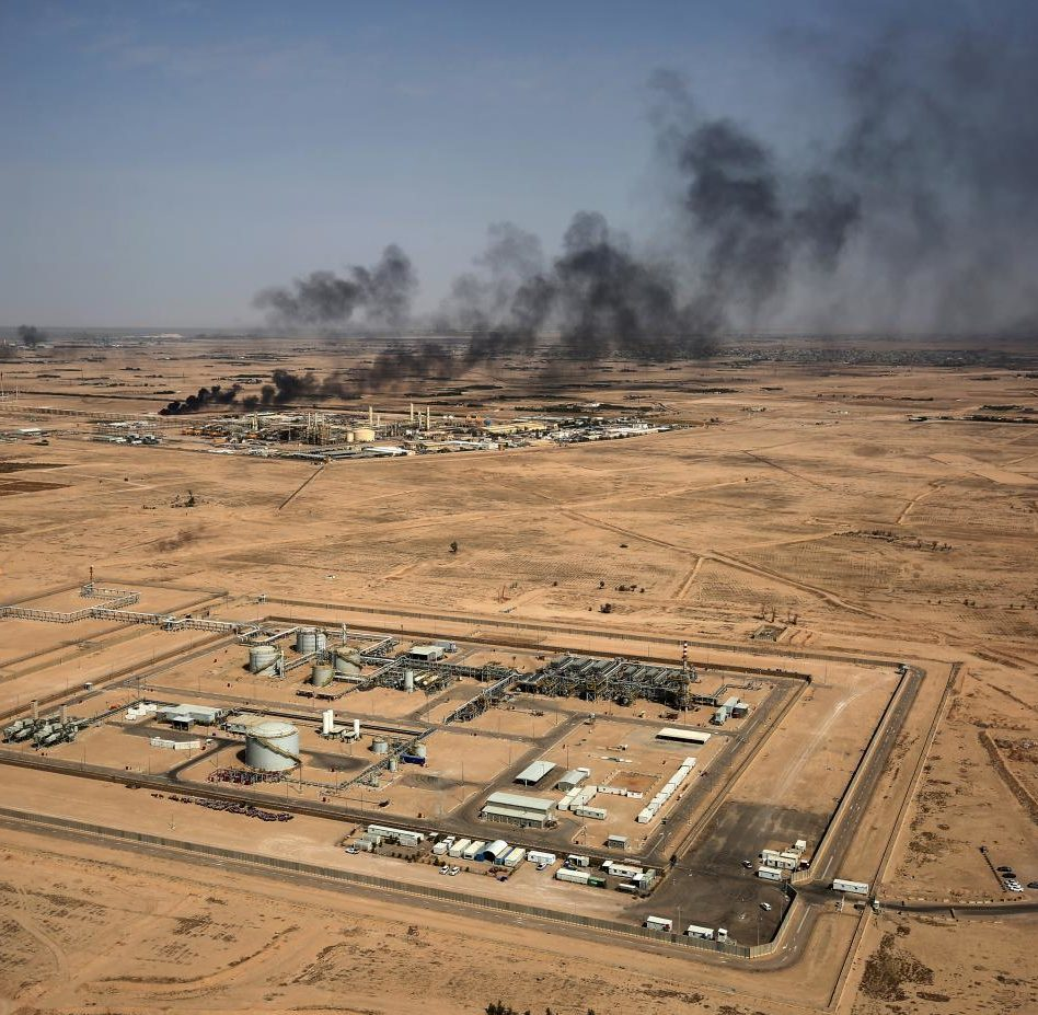 Iraq secures $2bn from Chinese firm in prepaid oil deal