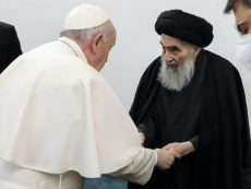 The Pope-Sistani riddle: Francis and Sistani delivered anti-war, anti-genocide and anti-sectarian messages beyond the comprehension of most Western media. By PEPE ESCOBAR