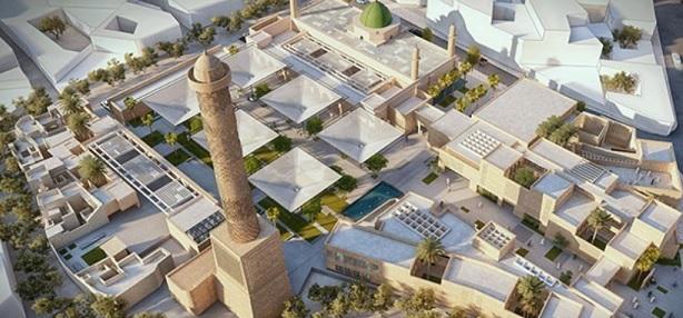 UNESCO announces winning architectural design of competition to rebuild Al-Nouri Mosque complex in Mosul