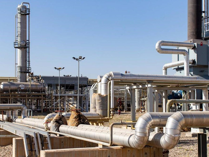 UAE consortium signs $250m financing deal for Iraq gas plant expansion